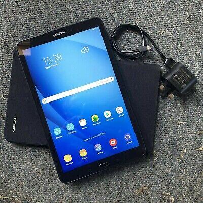 "SAMSUNG GALAXY TAB A6 32GB 10.1"" SCREEN - BLACK Wi-Fi TABLET SM-T580"