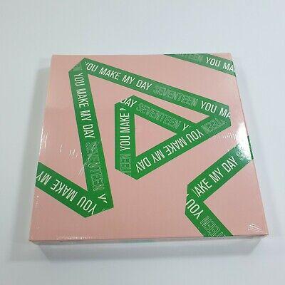 SEVENTEEN 5th Mini album You Make My Day Follow version CD Photobook Lenticular