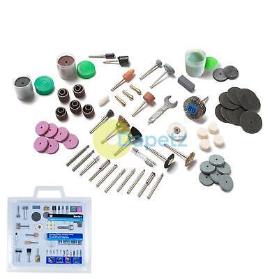 BlueSpot Herramienta Rotatoria Kit de Accesorios 138Pc Lijado Pulido Para Dremel