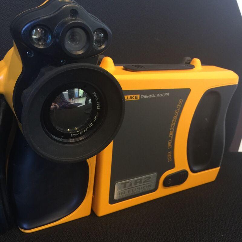 Fluke TIR2-FT Thermal Imaging Camera