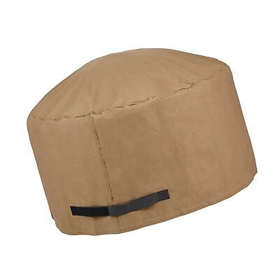 essential 42 round fire pit cover