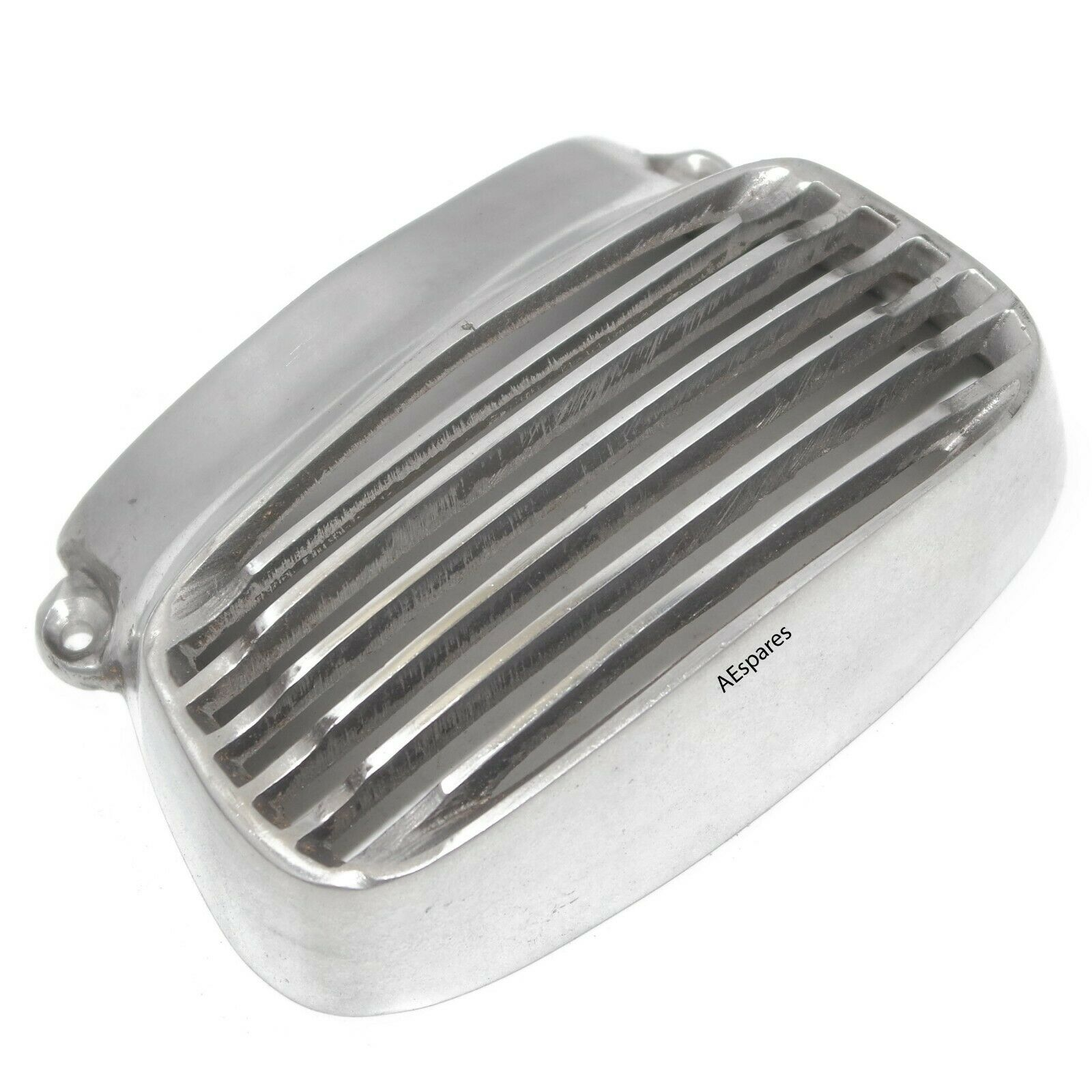Lambretta DL GP 125 150 200 Horn Grille Alloy Polished ECs