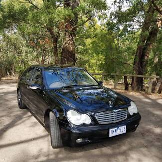 2004 Mercedes benz c200 Moe Latrobe Valley Preview