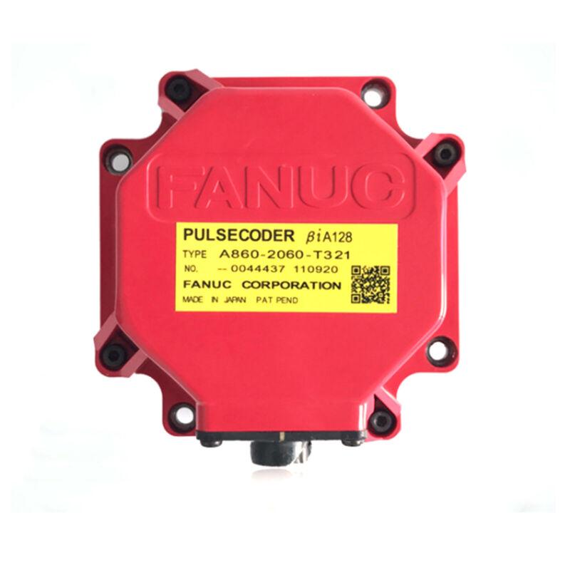 New FANUC A860-2060-T321 Servo motor encoder 1 year warranty