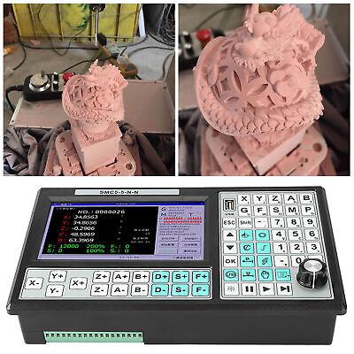 Cnc 5axis Offline Motion Controller Replace Mach3 500khz Motion Controller Ml