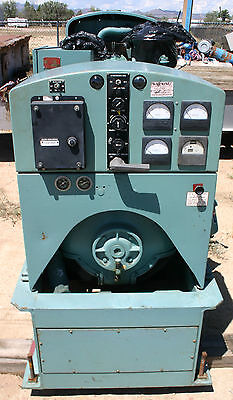 100-kw 6-71 Detroit Diesel Generator - Pristine Condition Rebuilt Low Hours