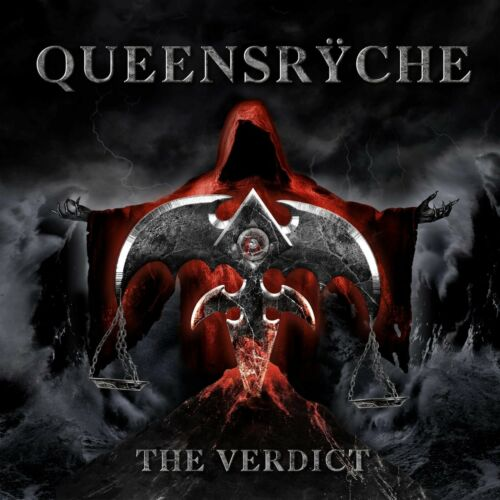 QUEENSRYCHE The Verdict BANNER HUGE 4X4 Ft Fabric Poster Flag Tapestry art