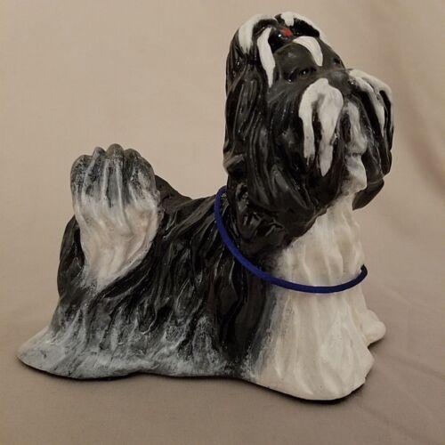 Ron Hevener Limited Edition numbered Shih-Tzu Dog Figurine