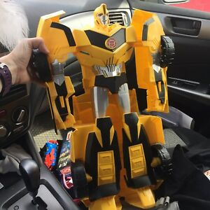 Big transformers bumblebee
