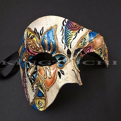 Halloween Costume Animal (Venetian Blue Accent Animal Cat Halloween Costume Masquerade)