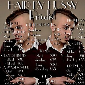 HAIRBY HUSSY talented hair stylist St Andrews Campbelltown Area Preview