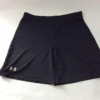 Under Armour Youth Large Black Starter Shorts