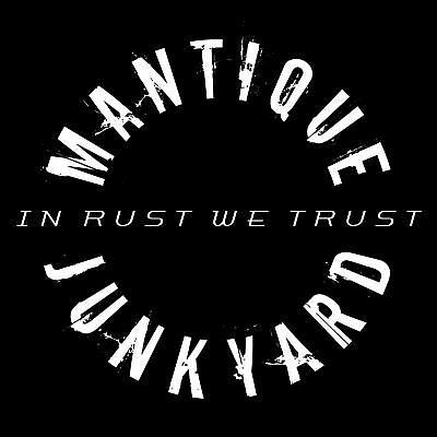 MANTIQUE JUNKYARD