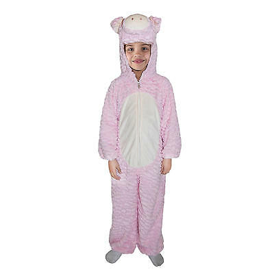 New Pig Piggy Girl Plush Totally Ghoul Halloween Costume](Pig Halloween Costumes For Girls)
