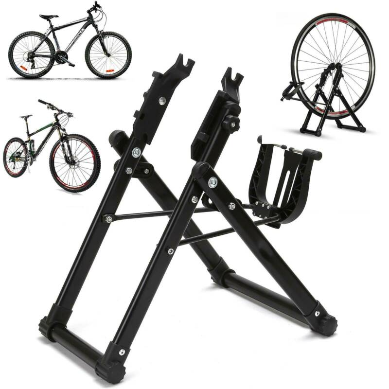 Bike Wheel Truing Stand Foldable