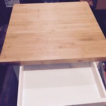 White kitchen Trolley x2 Nollamara Stirling Area Preview