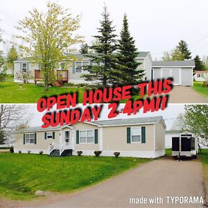 OPEN HOUSE going on NOW in Pine Tree Mini-Home Park!