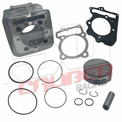 Honda XR TRX 400 440cc 89mm BIG BORE Piston Kit Top End 1999 2000 2001 2002 2003