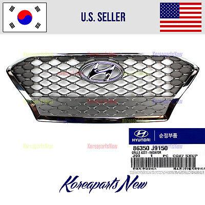 Front Bumper Grille  Genuine  86350J9150 Hyundai Kona 2018 2020
