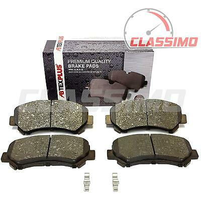 Front Brake Pads for NISSAN QASHQAI J10 + X-TRAIL T31 - 2006 to 2013