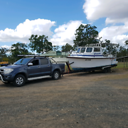 Fishing boat Howard Fraser Coast Preview