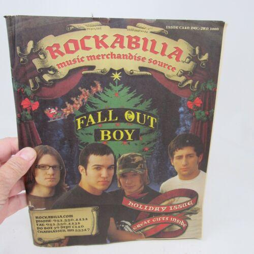 Vintage Catalog Rockabilla Music Merchandise Source Holiday Issue 2006 c216