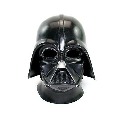Original Darth Vader Mask Vintage 1977 Version Star Wars Helmet Mesh 2 Piece](Darth Vader Original Mask)