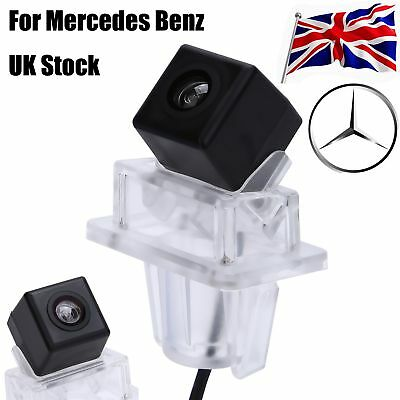 Car Reverse Reversing Rear Parking Backup Camera Mercedes Benz C-Class W204 W212