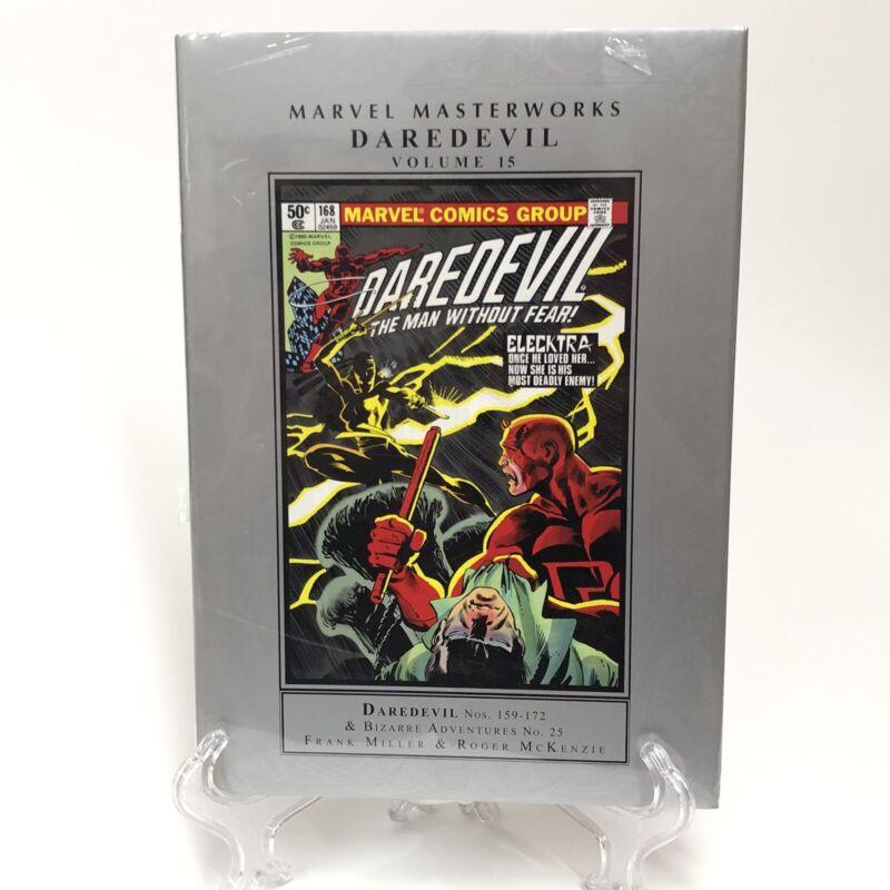 Daredevil Masterworks Volume 15 New Marvel Comics HC Hardcover Frank Miller