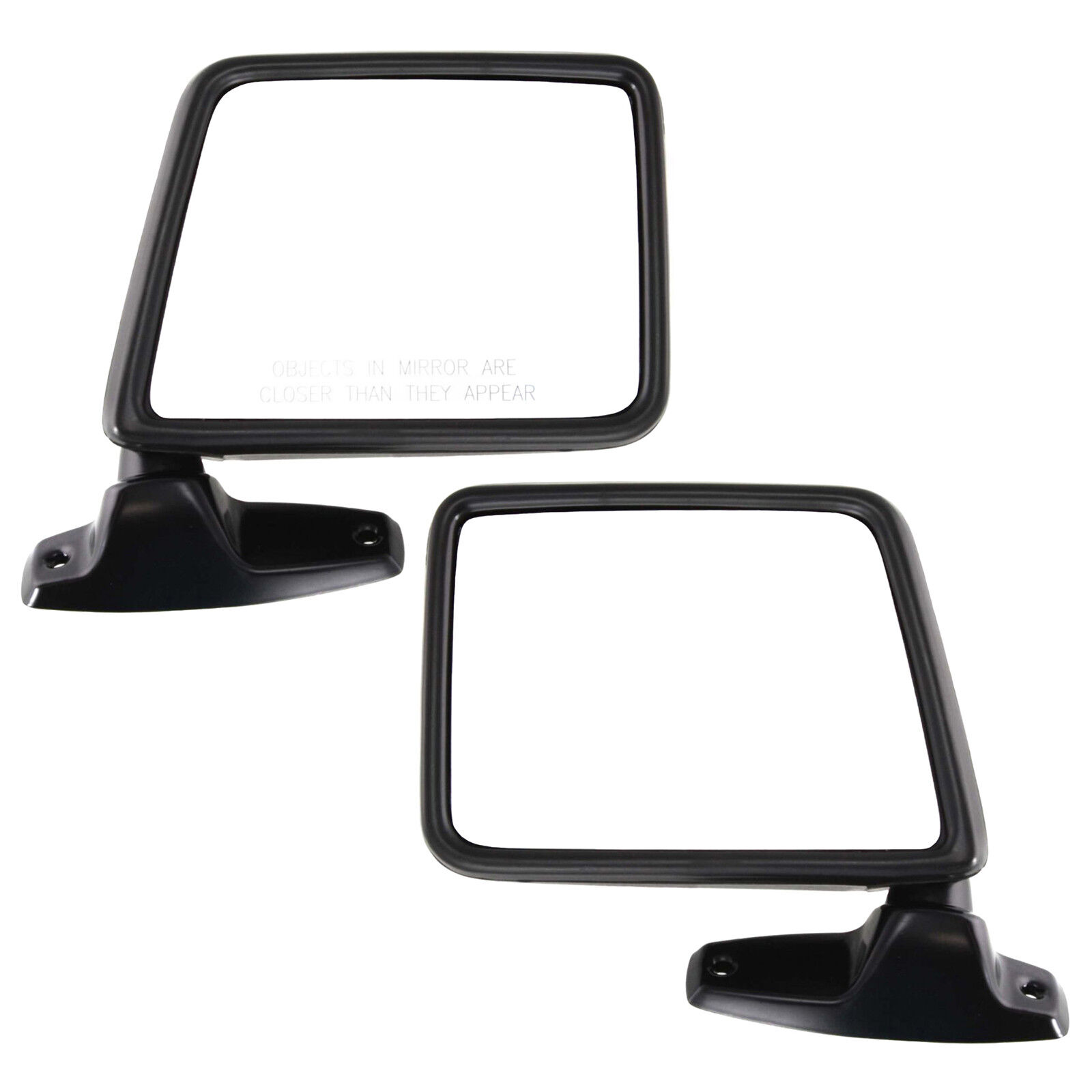 New Driver Side Mirror For Ford Ranger 1983-1992 FO1320108
