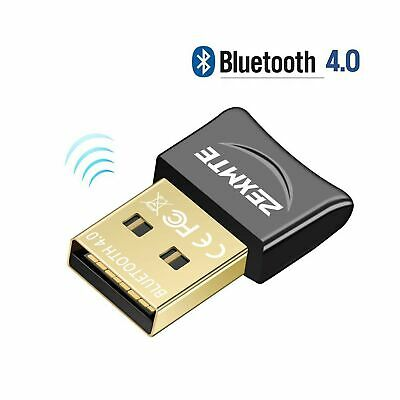 USB 4.0 Bluetooth Adapter for PC Bluetooth Dongle Receiver Wireless Transfer ...