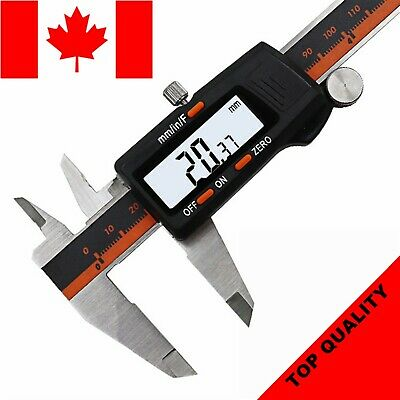 Stainless Steel Digital Caliper Vernier Micrometer Electronic Similar Mitutoyo