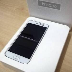 HTC 10 - AS NEW - GLACIER SILVER Redland Bay Redland Area Preview