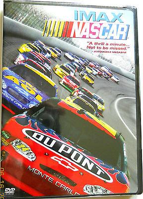 "New Original ""IMAX NASCAR Expierence"" DVD"