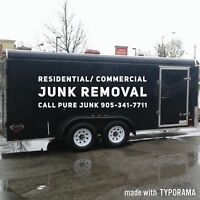 Residential / Commercial Junk Removal