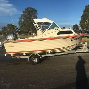 Cruise craft 5.3 m Newcastle Newcastle Area Preview