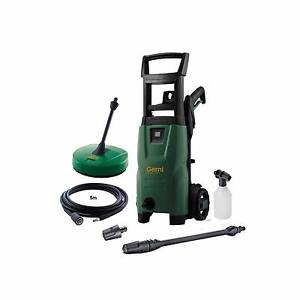Gurney Pressure Cleaner with paver cleaner Kallangur Pine Rivers Area Preview