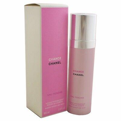 Chanel Chance Eau Tendre Sheer Moisture Mist 100ml - New