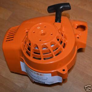 Genuine stihl blower bg86 bg66 bg56 fan housing rewind starter tracked post ebay - Stihl sh 56 ...
