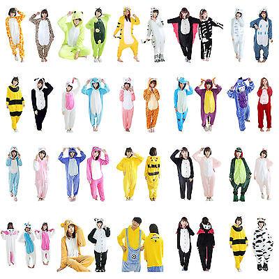 Hot Unisex Adult Pajamas Kigurumi Anime Cosplay Costume Animal Onesie1 Sleepwear