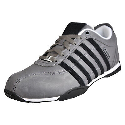 K Swiss Arvee 1.5 Mens Classic Casual Retro Athletic Trainers Grey