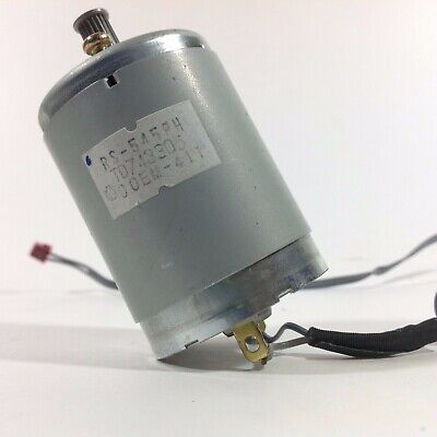 Small Electric Motor Rs-545ph
