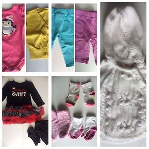 Girls Clothing Lot size 6 - 12 Months