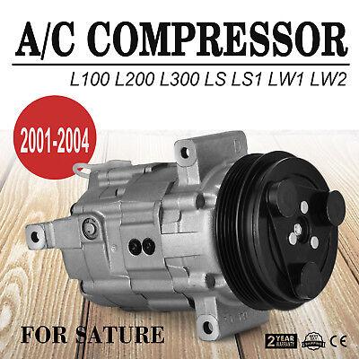 AC Compressor Fit For Saturn L100 L200 L300 LS LW1 LW200 R57543 2.2L 2000-2004