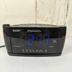 Emerson Research SmartSet Dual Alarm Clock Radio  CKS3526 With Projection