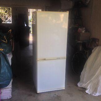 Fisher and Paykel medium upside down fridge