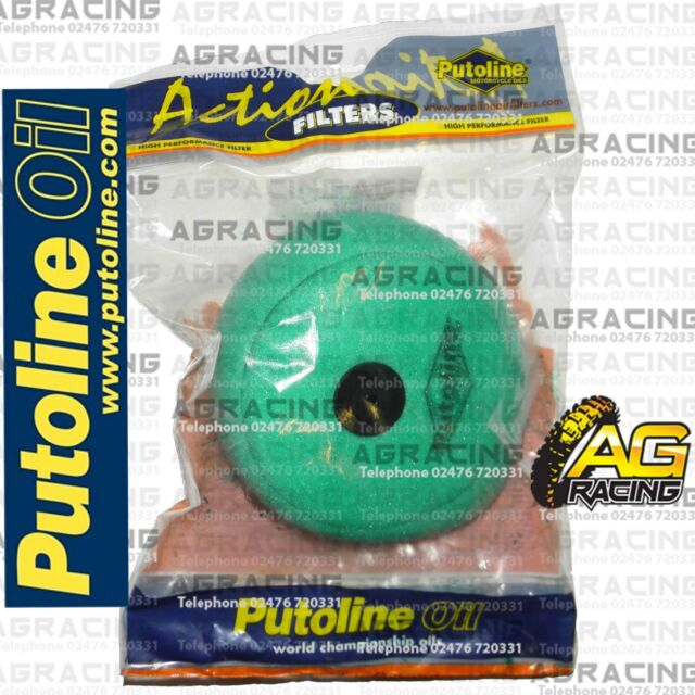 Putoline Pre-Oiled Foam Air Filter For Suzuki RM 250 2008 08 Motocross Enduro