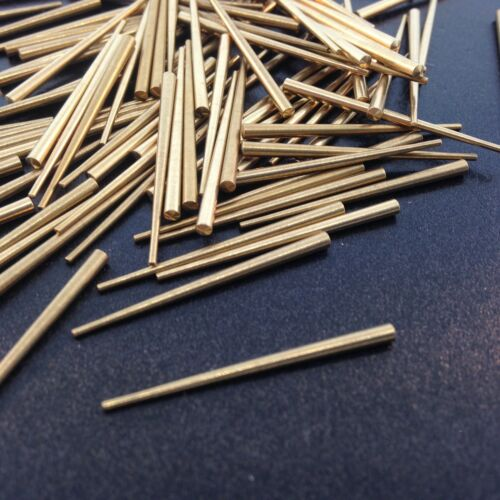 Clock Repair Tapered Pins Brass 100 Count Size 030 Quot To