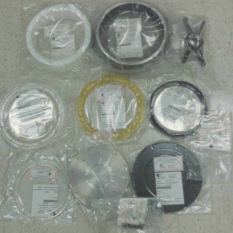 P5000 Sputter Process Kit. Amat, Used, Individually Cleaned And Sealed.
