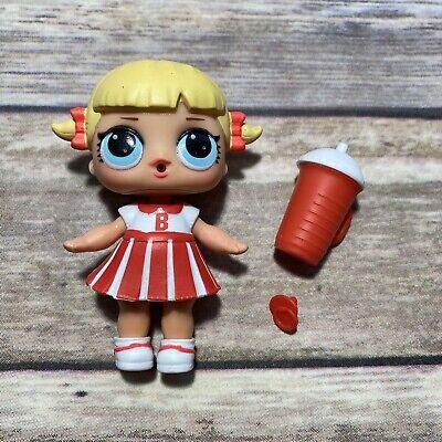 LOL Surprise Doll CHEER CAPTAIN BABY Big SIS Sister Dolls Series 1 CHEERLEADER